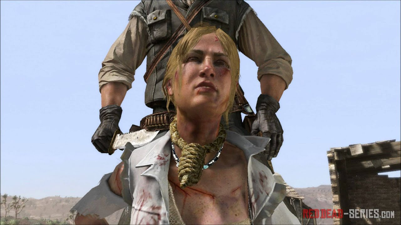 Sex mod red dead redemption video porn hentay photo