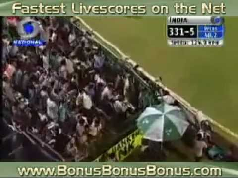 Rahul Dravid 6 Sixes In One Over video