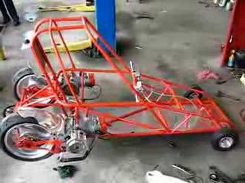 Go Kart Scooters Youtube