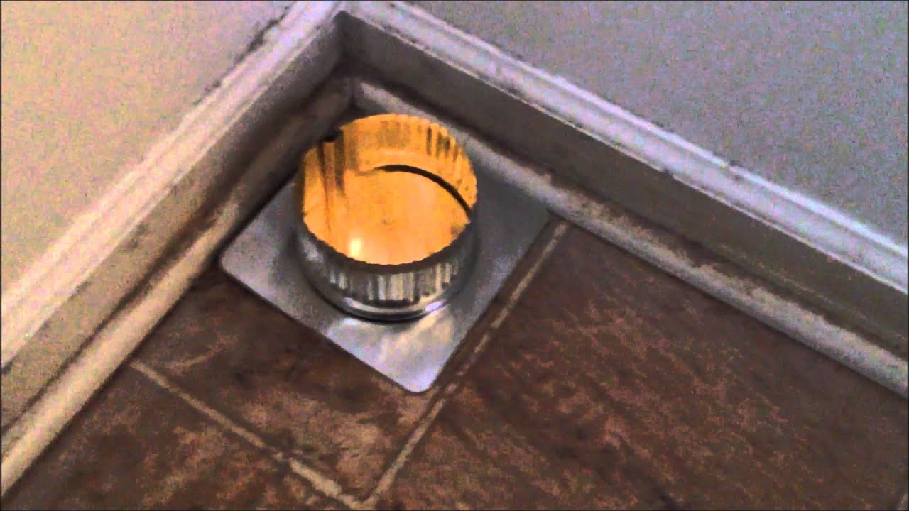 Dryer Vent Install Youtube