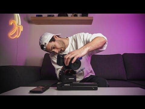 Automated Camera Movement | Edelkrone SliderONE v2 & HeadONE