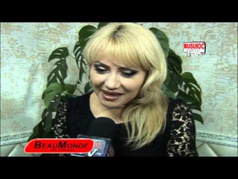 Adriana Ochisanu si a scos iubitul la primblare - Busuioc Tv, emisiunea Beaumonde