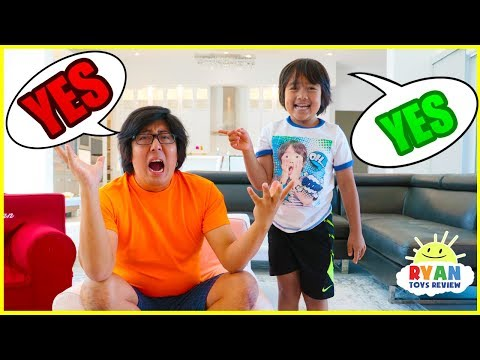 Dad Said YES to EVERYTHING Kids Want For 24 Hours Challenge!!!