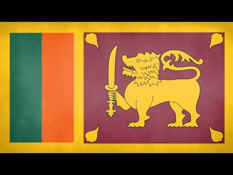 Sri Lanka National Anthem - Sri Lanka Matha (instrumental) video