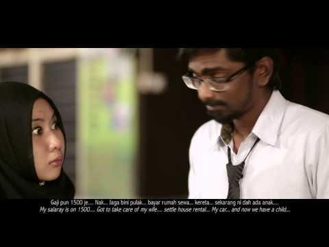 Shazreen Fazlynda - GARAM | Short Film thumbnail