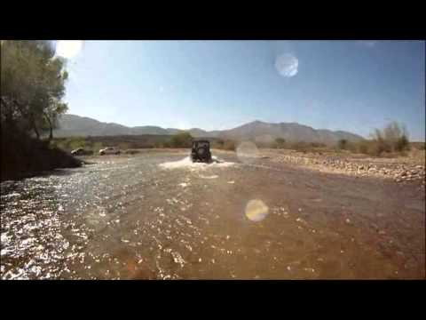 Wheeling in East Tonto Basin, AZ Part 6 of 6