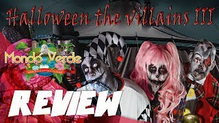 REVIEW: HALLOWEEN THE VILLIANS III BETER DAN WALIBI FRIGHT NIGHTS?!