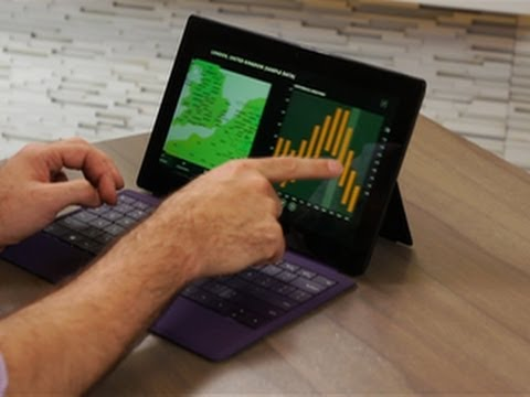 Hands-on with Microsoft Surface Pro 2