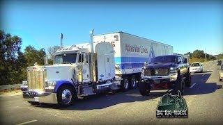 2907 Super trucks by united Van lines