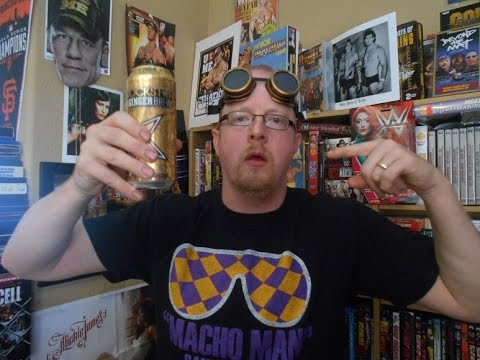 AMPM Ginger Brew Rockstar Energy Drink Review (Darn Good!!!)