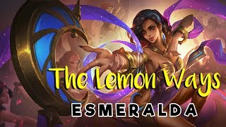 GAMEPLAY HERO ESMERALDA | MOBILE LEGENDS