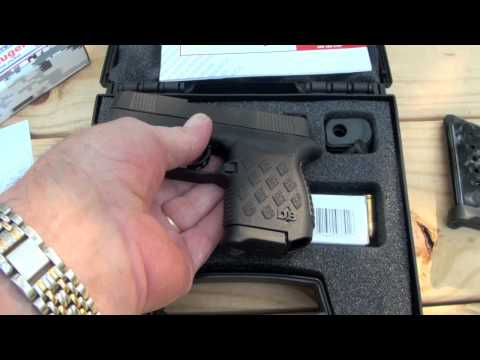 Diamondback DB9 9mm Pistol Shoot-A-Matic
