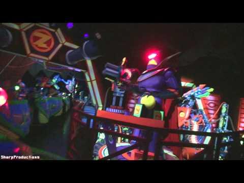 Buzz Lightyear Astro Blasters (On-Ride) Disneyland