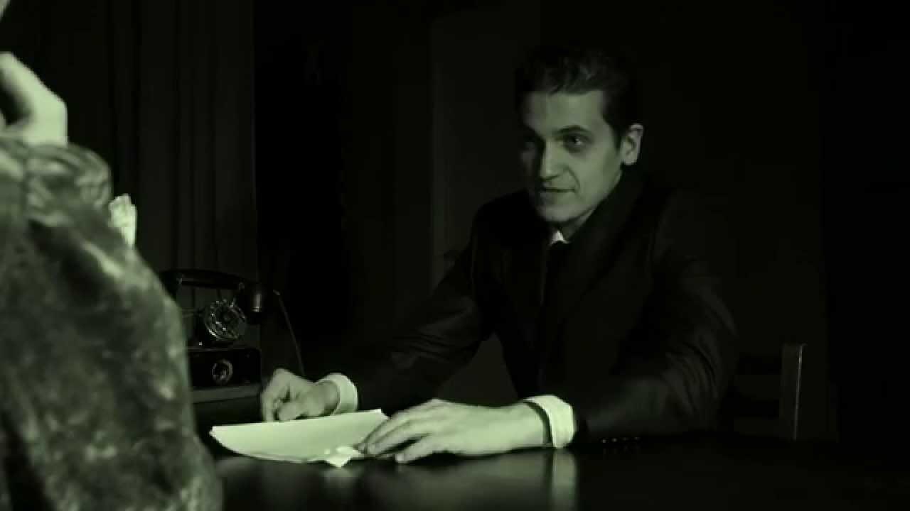 мини кино на тему детектив: