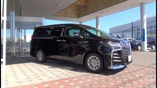 2018 New TOYOTA ALPHARD HYBRID 4WD - Exterior & Interior