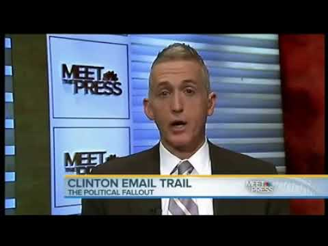 Gowdy on Meet the Press on Benghazi Select Committee