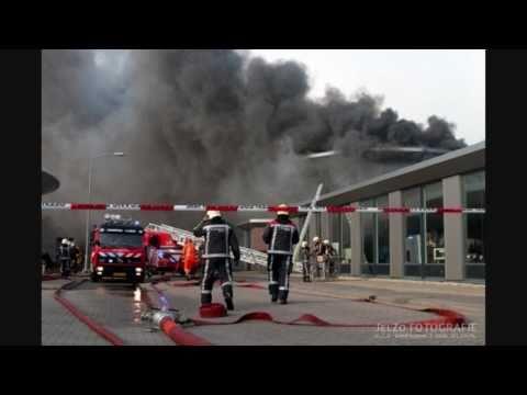 Foto's – Zeer grote brand Soldaatweg x Wormerveer (Grip: 2)
