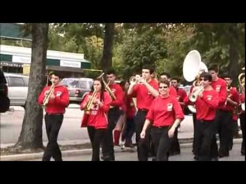 Smithtown High School East Homecoming Oct-2014