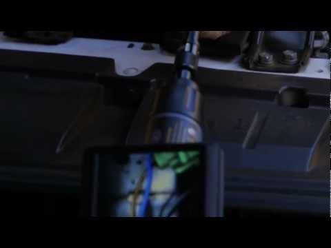 SCA Auto Inspection Camera