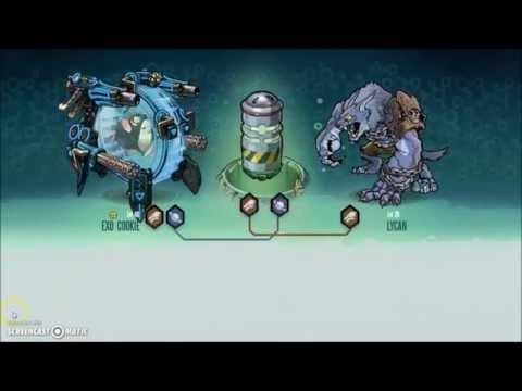 Как создать мутантов в мутанты генетические войны