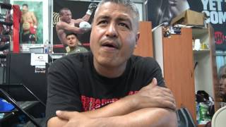 Most ridiculous things fans say - Robert Garcia and Pita -  EsNews Boxing