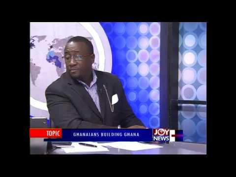 Ghanaians Building Ghana - PM Express on Joy News (2-2-15)