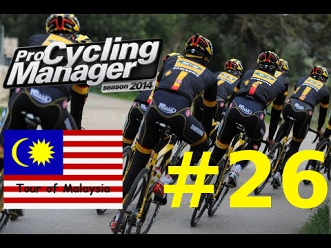Pro Cycling Manager 2014 - #026: Endlich Hochgebirge! [Tour of Malaysia, 3. Etappe]