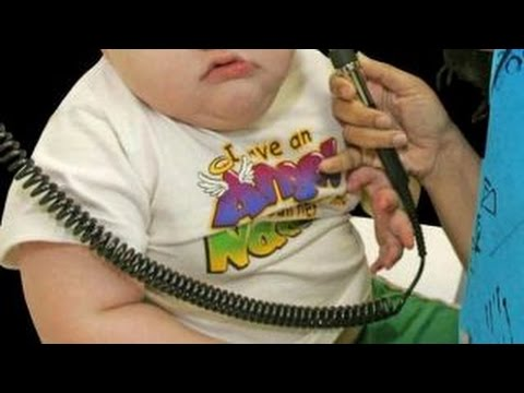 Tough love needed for obese kids?