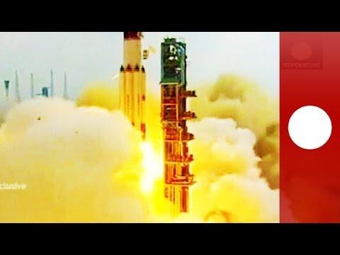 Mars Orbiter Mission India Rocket India First 'mars Orbiter