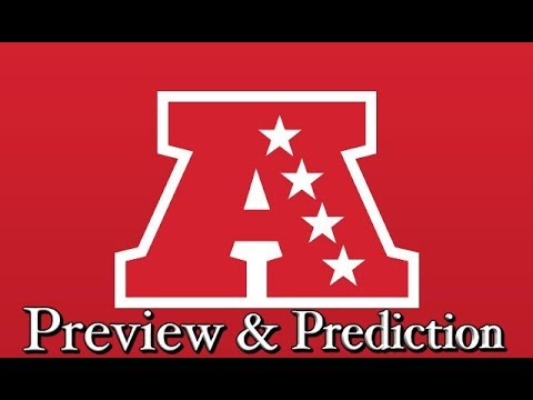 2017 NFL Record Predictions for ALL AFC Teams!