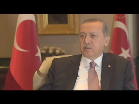 Erdogan: We won't apologize for downing Russian plane
