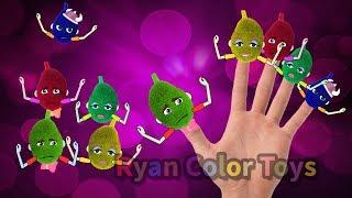 Jackfruit Finger daddy finger|finger song|finger family kids tv|finger family compilation|family