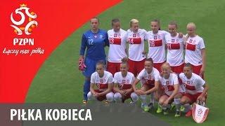 Piłka Kobieca: Polska - Szwecja bramki + wypowiedzi (Poland - Sweden goals and interviews)