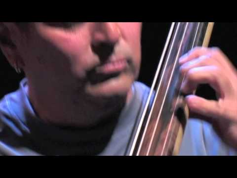 AQUI&AJAZZ, STRUNZ&FARAH, FEATURING ELISEO BORRERO ON ELECTRIC UPRIGHT BASS