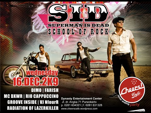 Download Mp3 Superman Is Dead Album Kuta Rock City