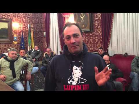 Giovanni Segreto, operatore ATO, chiede scusa alla città