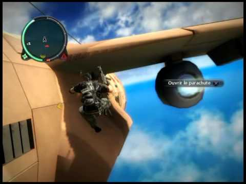 Just Cause 2 : The Biggest Plane