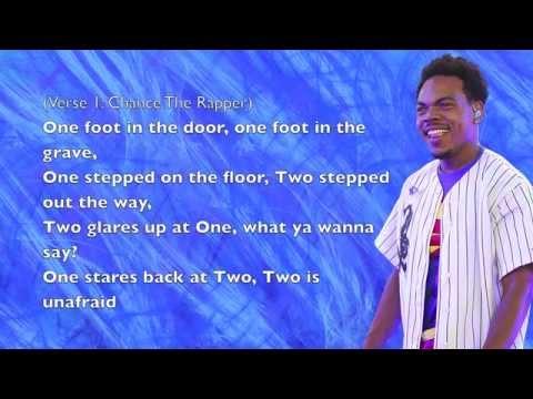 Octave Minds - Tap Dance (ft. Chance The Rapper) - Lyrics #1
