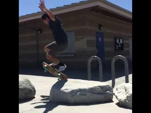 Casper slides by @jsaito93 | Shralpin Skateboarding
