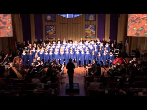 Mary Did You Know?   arr Jack Schrader  GPC Exultation Youth Choir