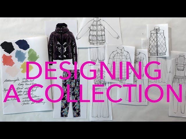 Fashion Design Tutorial: Developing and Merchandising a Collection thumbnail