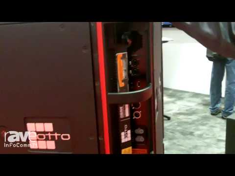 InfoComm 2014: EAW Shows the Otto Subwoofer