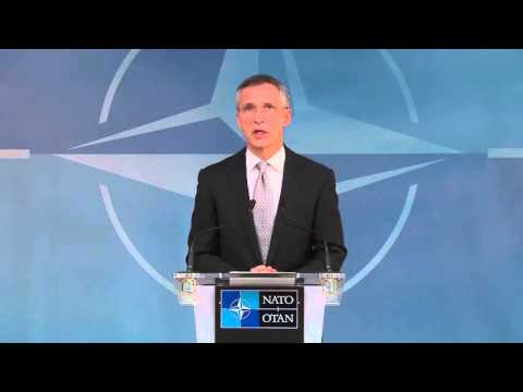 NATO Secretary General On Brussels Attacks