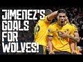 EVERY SINGLE RAUL JIMENEZ GOAL FOR WOLVES | #RaúlSeQueda