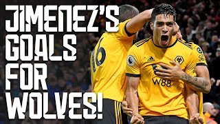 EVERY SINGLE RAUL JIMENEZ GOAL FOR WOLVES | RalSeQueda