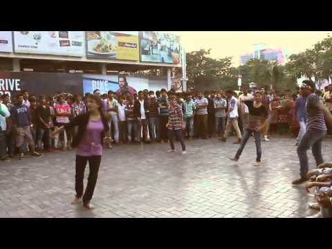 Margam Flash Mob at Vijayawada Lepl Icon