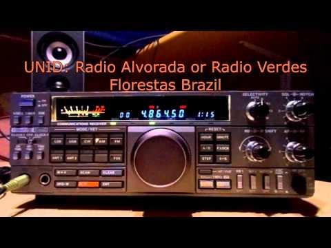 UNID: Radio Alvorada or Radio Verdes Florestas Brazil