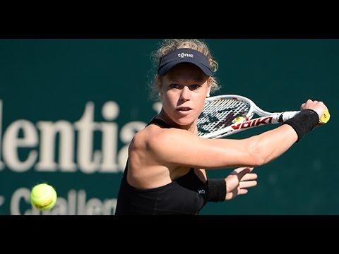 2016 Volvo Car Open Second Round | Laura Siegemund vs Madison Keys | WTA Highlights