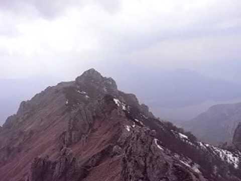 panorama dal rifugio rosalba