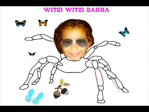 witzi witzi araña Cancion Infantil